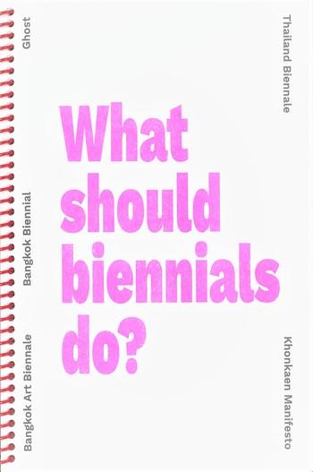 What should biennials do?