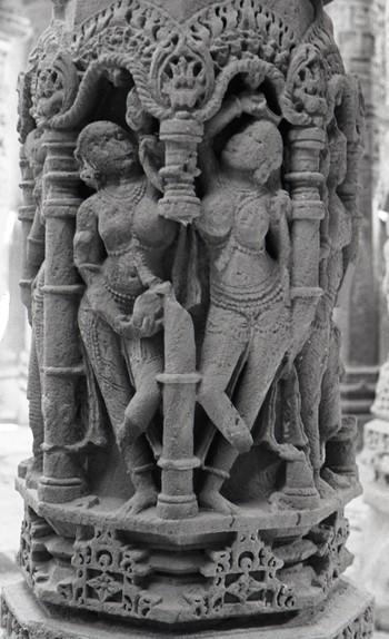 Modhera Sun Temple, North Gujarat (1970)