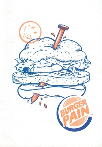 Burger Pain_Cover