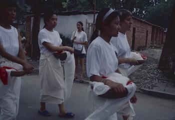 Washing Silk