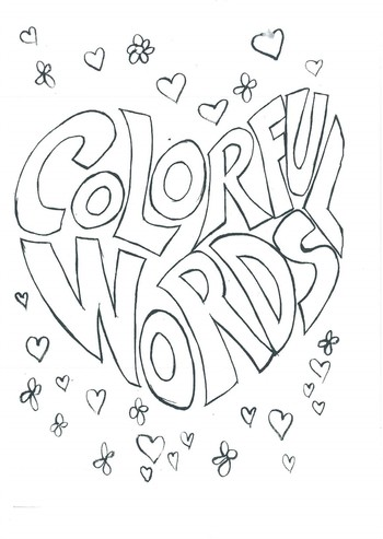Colorful Words_Cover