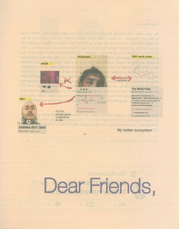 Un-Publish: Dear Friends,