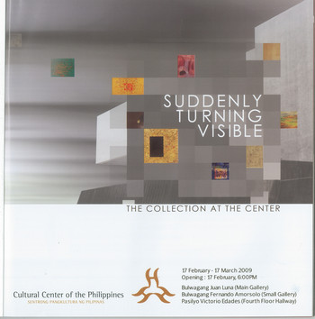 Suddenly Turning Visible: The Collection at the Center — Exhibition Catalogue