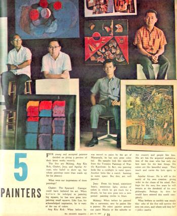 5 Painters