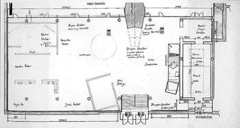 subTerrain: Artworks in the Cityfold — Floor Plan