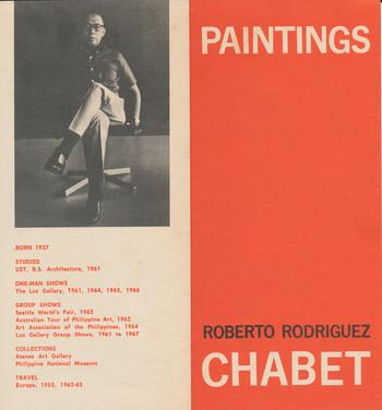 Paintings — Exhibition Invitation