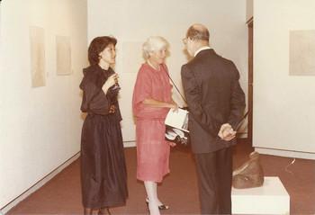 Emma de Sigaldi Solo Exhibition (Set of 7 Photographs)