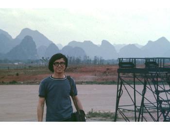 Set of 32 Slides taken in Guilin, China (Developed Images)