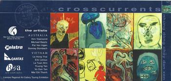 Crosscurrents — Exhibition Invitation