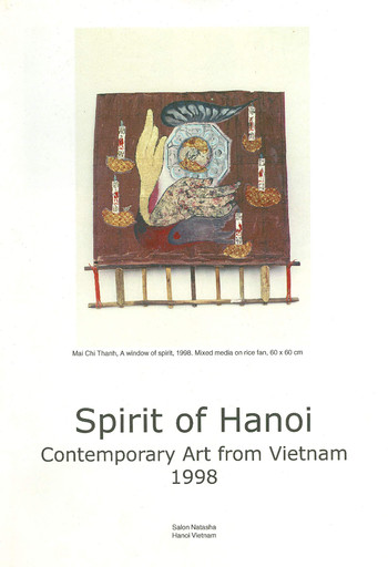 Spirit of Hanoi — Exhibition Catalogue