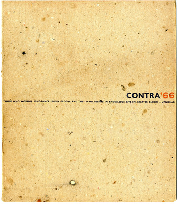 CONTRA'66 (Number 2)