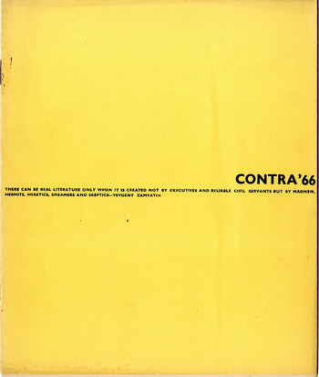 CONTRA'66 (Number 5-6)