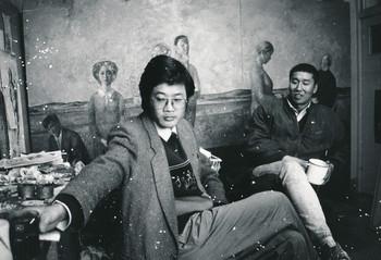 Preparation Meeting for Guangzhou Biennial Art Fair (Set of 8 Photographs)