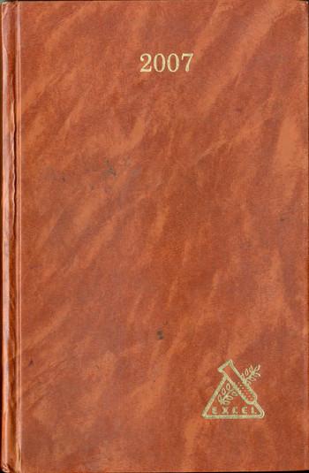 Diary of Jyoti Bhatt (2007–2008)