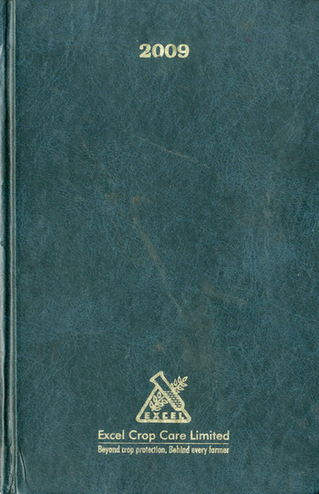 Diary of Jyoti Bhatt (2009–2010)