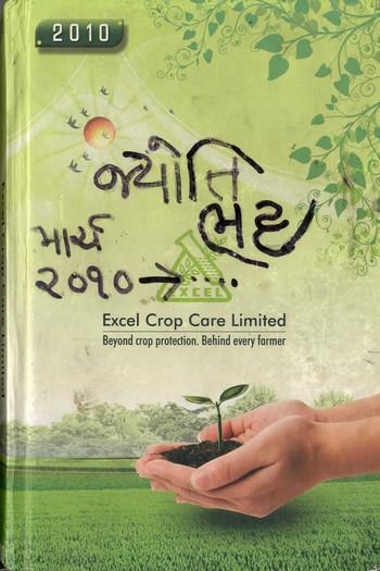 Diary of Jyoti Bhatt (2010–2011)