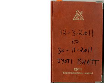 Diary of Jyoti Bhatt (2011)