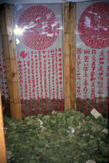 Works by Lv Shengzhong at Im Spiegel der Eigenen Tradition: Ausstellung Zeitgenossischer Chinesische