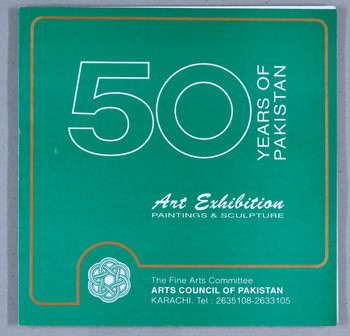 Art Exhibition: Paintings and Sculpture