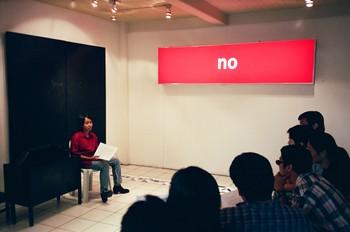 Lyra Garcellano Presenting at Racing Thoughts