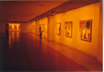 China Collages: 1980 - 1990 (Exhibition View)