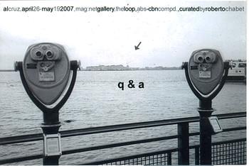 Q & A — Exhibition Invitation