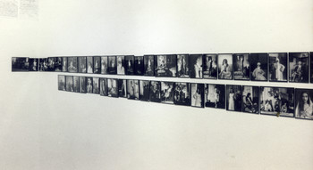 Portraits of Self, and Daughter Amrita, by Umrao Singh Sher-Gil (Exhibition view)