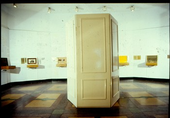 Hexagonal Closet (Exhibition view)
