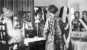 Bourgeois Family: Mirror Frieze