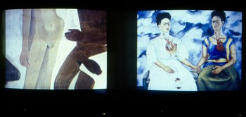 Amrita Sher-Gil and the Female Subject (Video Stills)