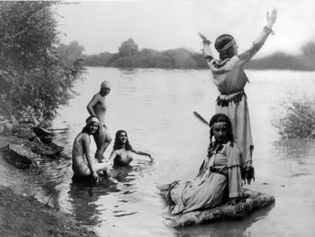 Performing 'Indians' on the Danube