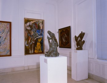 Hundred Years: From the NGMA Collection (Exhibition View)