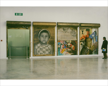 Missing Series (Exhibition view)