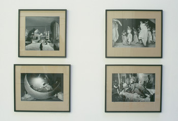 Photographs by Dayanita Singh (Exhibition View)
