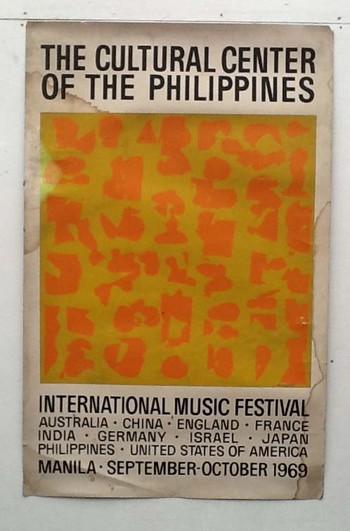 International Music Festival (Poster)