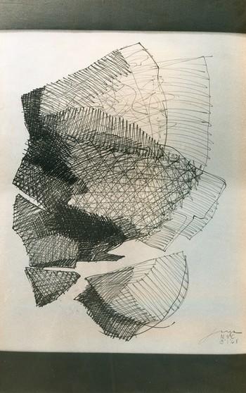 Drawing by Jose Joya