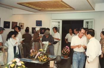 Rung (Nguyen Tuan Khanh) (Exhibition Opening)
