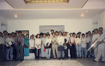 www.xeom.com (Exhibition Opening)