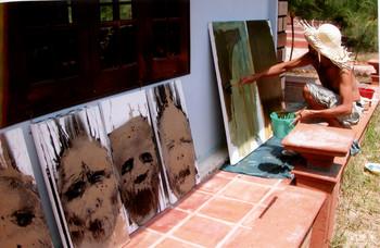 Workshop of International Artists