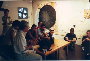 The Heavy Quiet — Artists' Talk