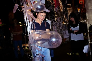 Phallic Contemporary Art Exhibition
