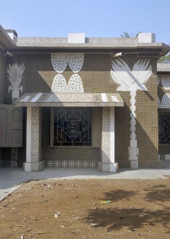 Mastermoshai Studio Mural (Partial)