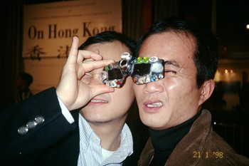Participants in Froggy Sunglasses Project