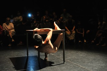 Homage to Seiji Shimoda: On the Table
