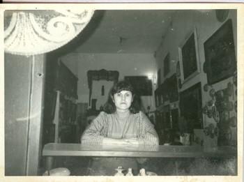 Natasha Kraevskaia in Salon Natasha