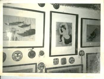 Display in Salon Natasha
