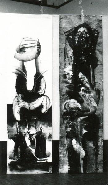 Paintings by Zheng Chongbin