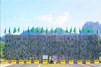 Rebuild Jiujiufeng Artists' Village