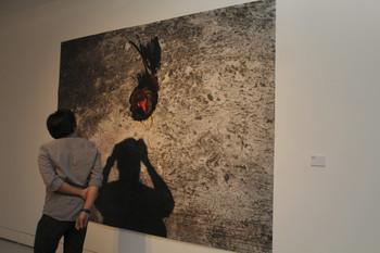Self-Portrait (Exhibition View)