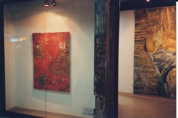 Works Presented at the Solo Exhibition of Jojo Serrano